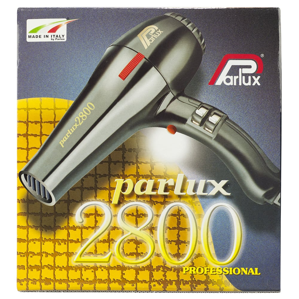 Parlux 2800 Hair Dryer Packaging