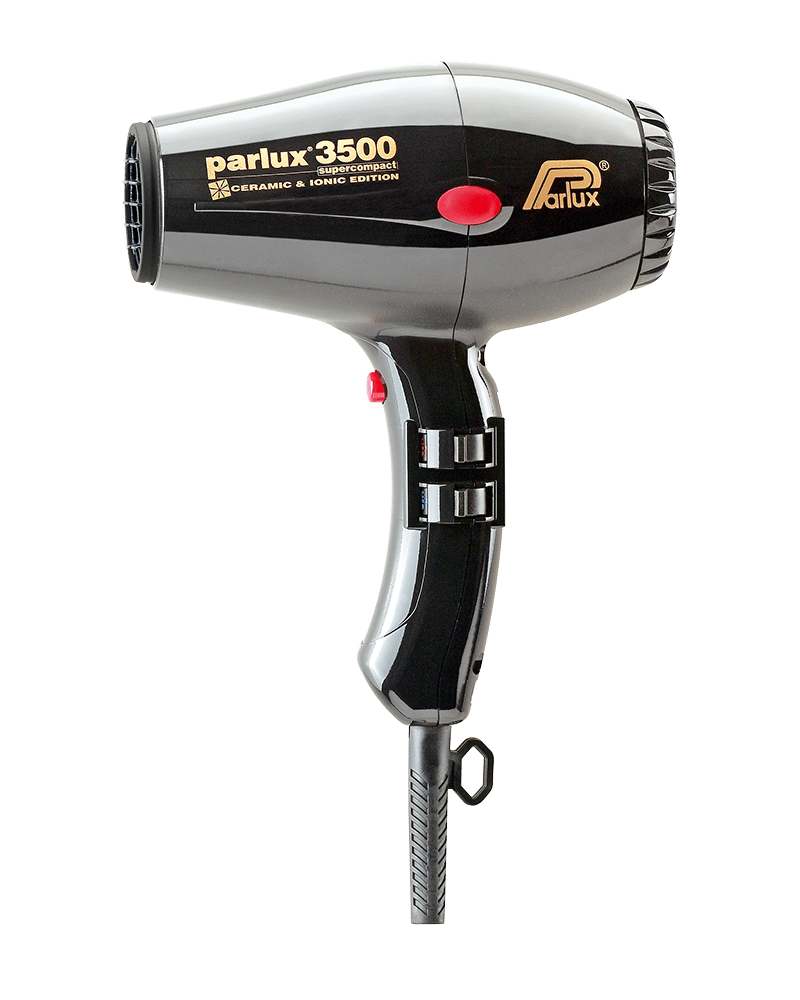 Parlux 3500 SuperCompact Ionic and Ceramic Hair Dryer Official Aus Store