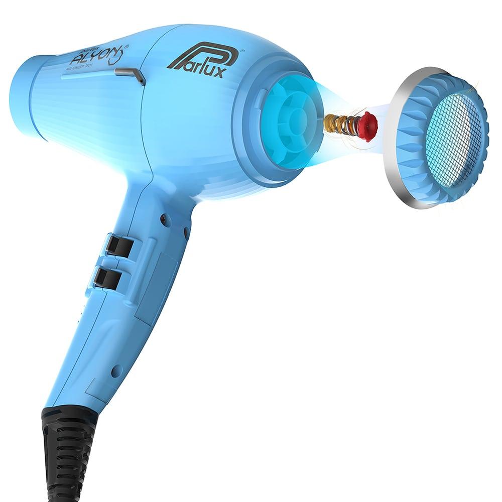Parlux Alyon Air Ionizer Tech Hair Dryer Hair Free System