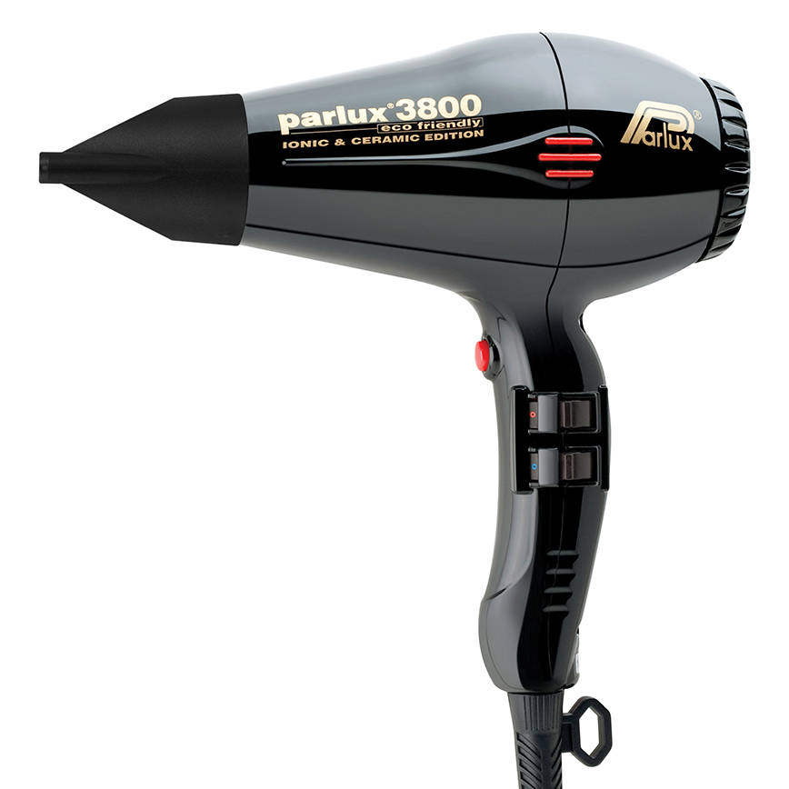 Parlux 3800 Eco Friendly Ionic and Ceramic Hair Dryer Made in Italy